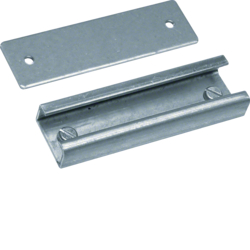 FZ850S Rail de retenue,  univers,  IP44/54,1-section,  C-profile 20x15mm,  fente 17mm