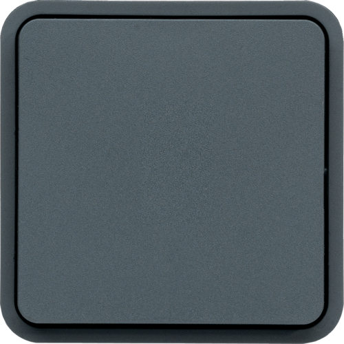 WNA010 cubyko Intermediate switch composable grey IP55