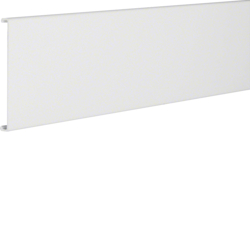 FB6011029010 Couvercle goulotte 60X110 blanc paloma