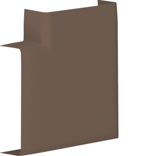 ATA207558014 Angle plat pour moulure ATHEA 20x75mm en marron