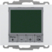 20447109 Thermostat program K.1 blanc